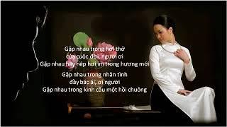 Tìm Nhau - Z1 (Phạm Duy - Thái Thanh)