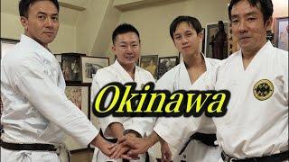 まるで空手アベンジャーズ!かっけー!Karate Avengers in Okinawa! thumbnail