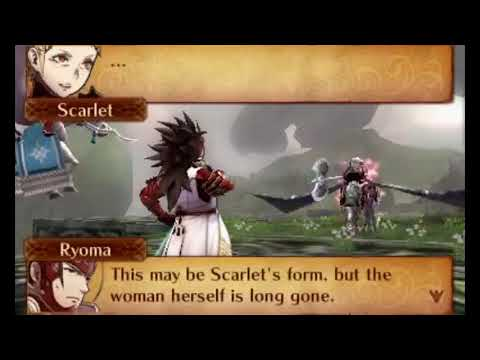 Fire Emblem Fates: Revelation - Chapter 23 Ryoma and Scarlet Conversation