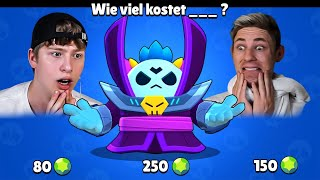 BRAWL STARS QUIZ BATTLE! *schwere Fragen* VS Marvin!