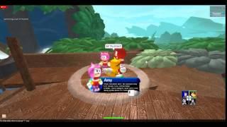 ROBLOX Sonic Adventures Part 1!