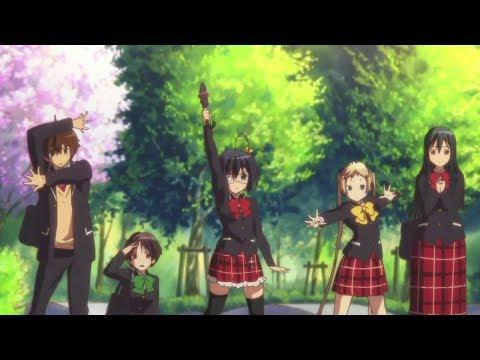 ᴴᴰ Chuunibyou demo Koi ga Shitai! #2 - Epic Hilarious Fight RAW