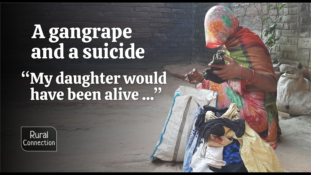 Download A minor girl in Kanpur was gang-raped. Police inaction led to her suicide