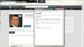 LinkedIn Job Seeker feature to get noticed and OpenLink Network Tip