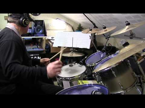 Take five Dave Brubeck (Drum cover) partition originale