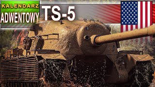 TS-5 - powolny pancernik - DZIEŃ 23 - World of Tanks