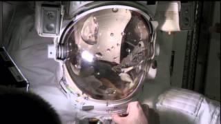 Astronauts Spacesuit Malfunctions Live on Camera | NASA ISS Space Science HD Video