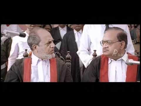 Saamurai - Vikram's public speech