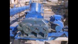 Конвейера винтовые для подачи цемента от Эквиптех(шнековые конвейера подачи цемента, диаметр 219 мм, примечательно что редуктор стоит цилиндрический Ц2У-100...., 2016-03-23T17:25:28.000Z)