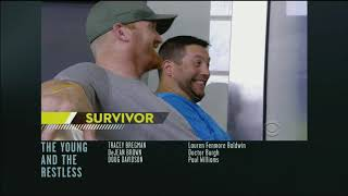 The Amazing Race 31 promo as seen on tv recorded 4/10