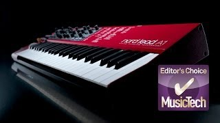 Nord Lead A1 - Official demo