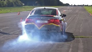 THIS BMW M3 E92 V8 w/ iPE EXHAUST WILL MAKE YOU DEAF!