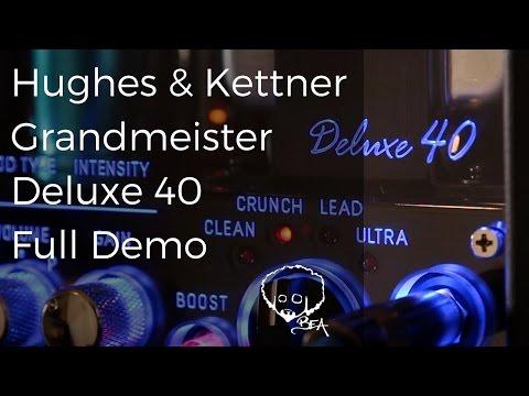 Hughes & Kettner Grandmeister Deluxe 40 - Full Demo