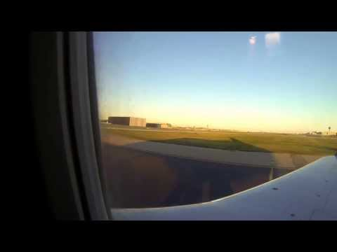 CRJ-200 Late Summer landing Toronto PEARSON International Airport.