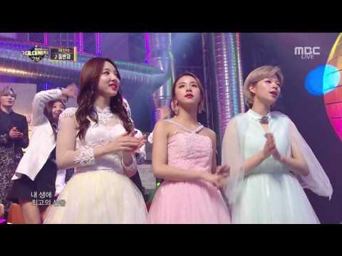 161231 MBC 가요대제전歌謠大祭典 에이핑크 Apink Cut