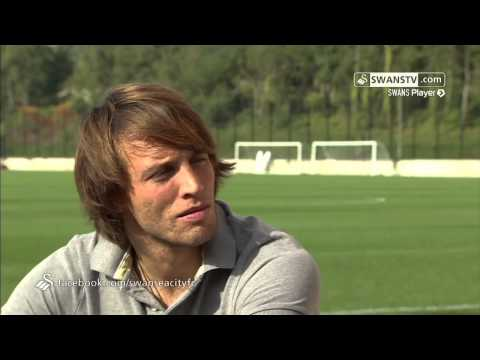 Swansea City Video: Michu Interview Part 2