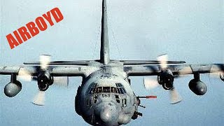 Lockheed AC-130 Gunship - USAF Aerospace Power