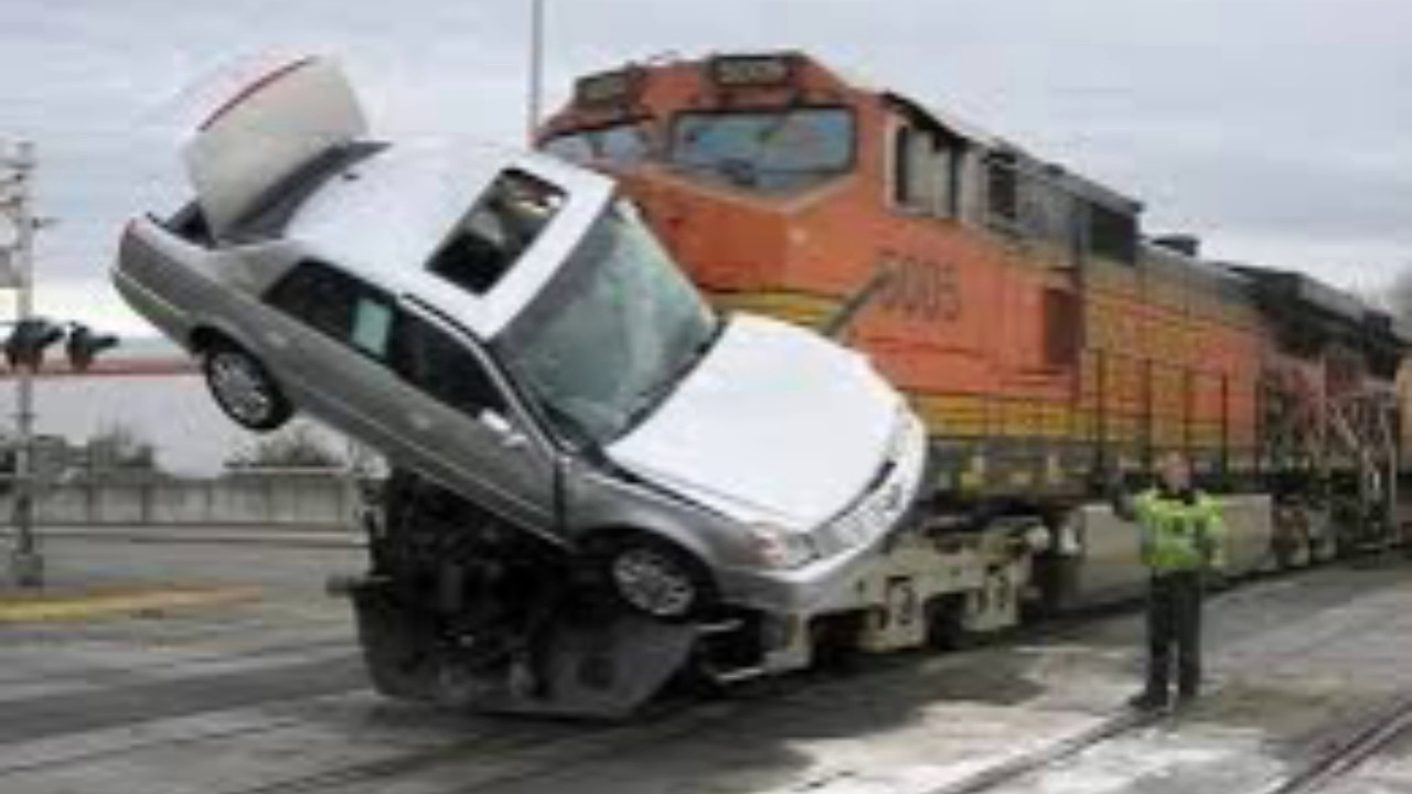 Dangerous Car Accident In The World