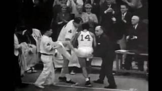"""Роберт Джозеф Коузи """"Самый Ценный Игрок НБА"""" 1957 года"""