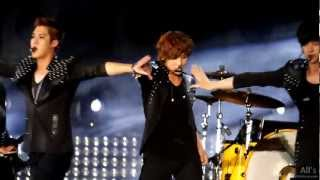 [FANCAM] 20120805 Yeosu Expo Pop Festival MBLAQ - Stay Lee Joon Cam