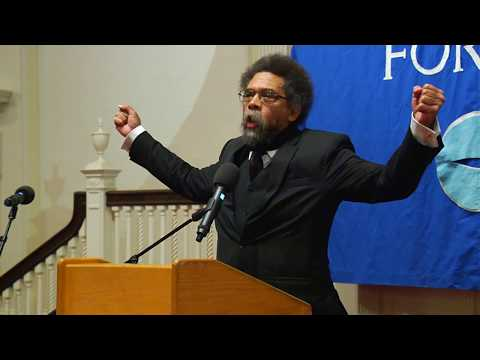 Cornel West on Race Matters