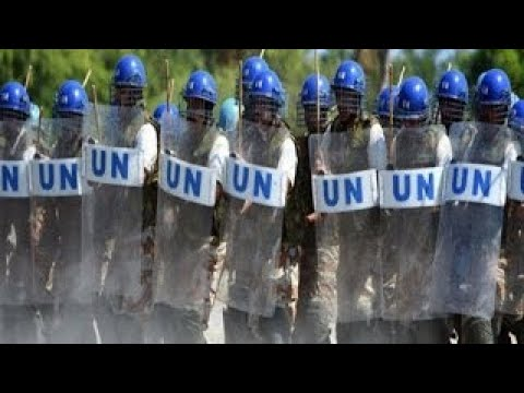 The UN Will Take Over The World Before The Election