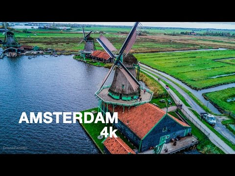 Amsterdam Drone