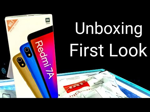 xiaomi-redmi-7a-unboxing-&-first-look-।।-redmi-7a-black-and-blue-unboxing-and-first-look