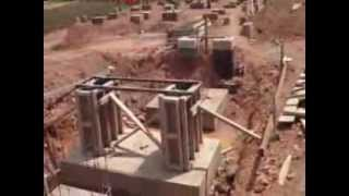 gbawe 33 11 kv outdoor substation under constrution