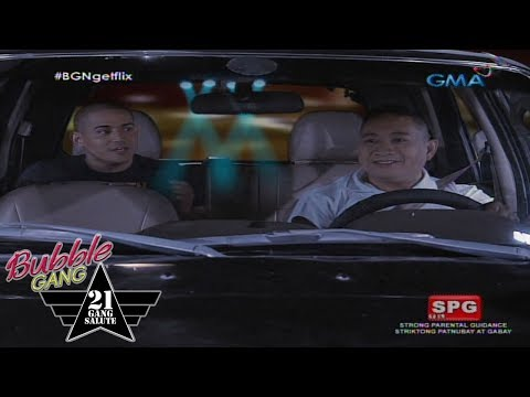 Bubble Gang: Gruber: The best taxi service