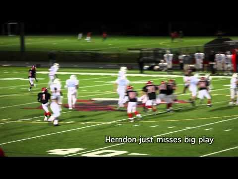2011 Yorktown vs Herndon Football Highlights
