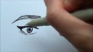 How to Draw Innocent Eyes