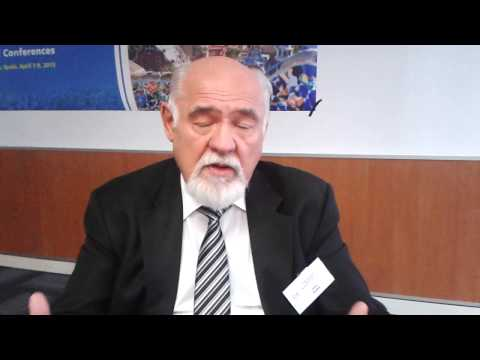 WSEAS: Professor Imre Rudas, IEEE Fellow and ex Rector of Obuda University speaks for WSEAS