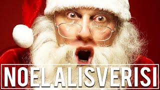 ALIŞVERİŞ KOŞUN!! - Noel Alışveriş Oyunu 2