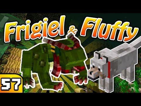 FRIGIEL & FLUFFY : Ma grenouille de compagnie | Minecraft - S6 Ep.57