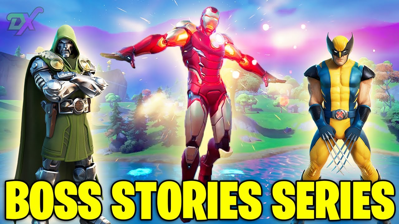 Download Fortnite Boss Story Songs Parts 1-10 | All the Fortnite Boss Story Songs By DrogonX
