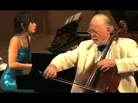 Yuja Wang & Lynn Harrell: Rachmaninov Sonata for Cello & Piano in G minor