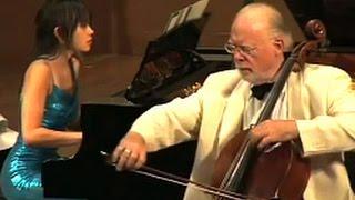 Yuja Wang & Lynn Harrell: Rachmaninov Sonata for Cello & Pia...