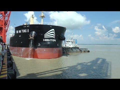 ডিসেম্বরে বিদ্যুৎ উৎপাদনে যাচ্ছে পায়রা কয়লা বিদ্যুৎ কেন্দ্র! | Port of Payra