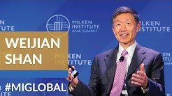 Young Leaders Circle: A Conversation with Weijian Shan