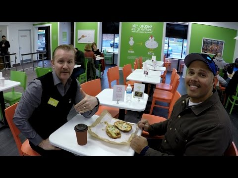 SuperSize Me 2: Holy Chicken! : Morgan Spurlock