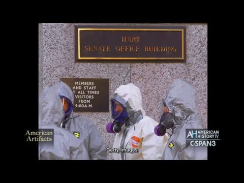 American Artifacts Preview: Hart Senate Office Building - 2001 Anthrax Attack