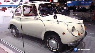 1968 Subaru 360 Deluxe - Exterior Walkaround - 2018 Chicago Auto Show
