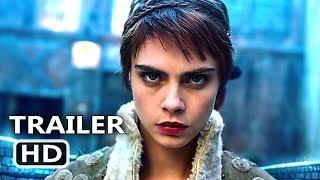 CARNIVAL ROW Official Trailer Tease (2019) Cara Delevingne, Orlando Bloom Series HD