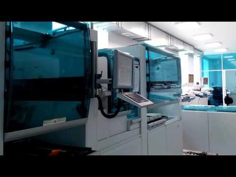 В комплексе Лабораторной службы Хеликс – экскурсия(2)