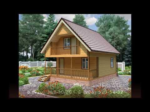 Проект дома Муром S=79 кв.м.