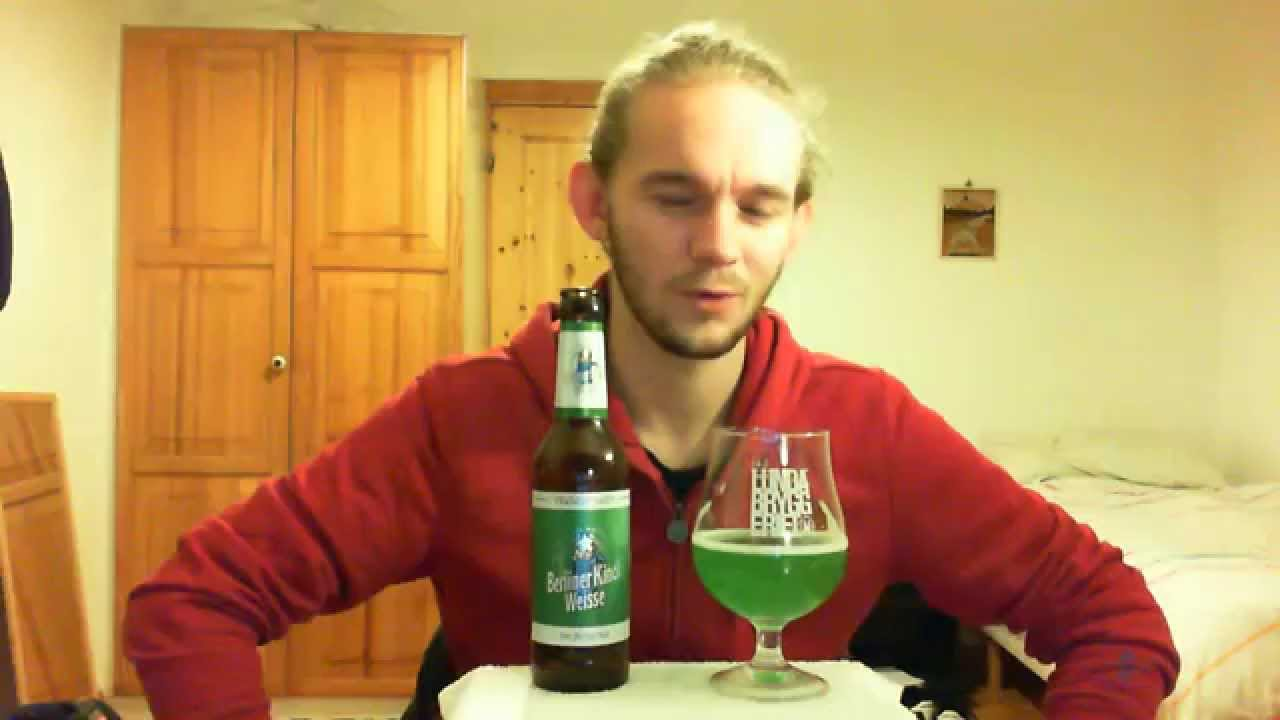 Beer Review #560: Berliner Kindl Schultheiss Brauerei ...