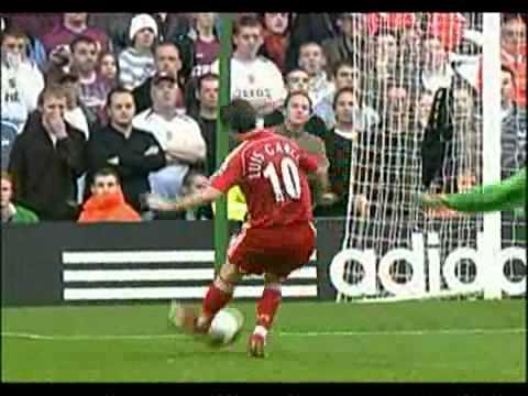 Best Liverpool Goals 2006/07