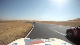 LeMons Thunderhill 2013 - Gagan's stint (windshield)