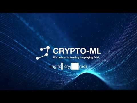 Crypto-ML Demo: Machine learning for crypto traders and investors.